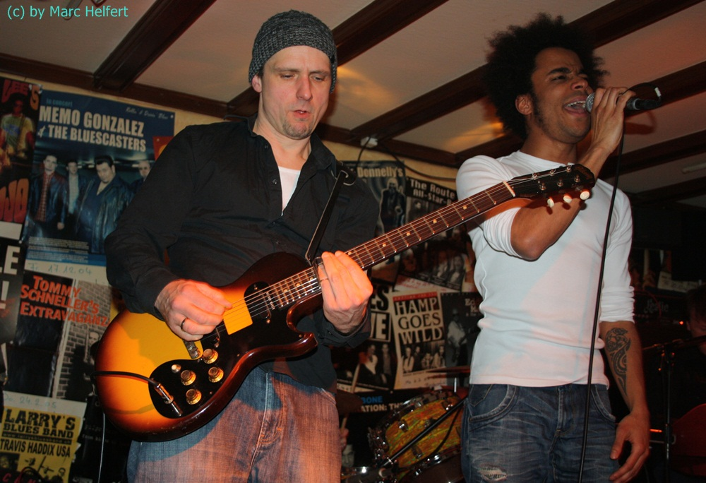 Kai Strauss Band