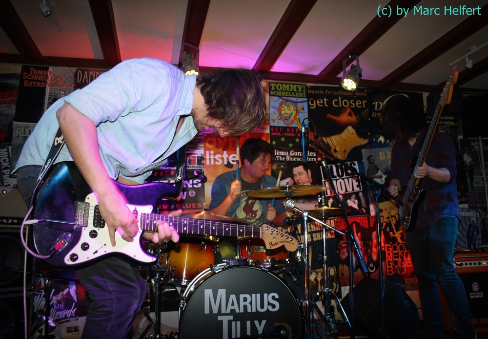 Marius Tilly Band